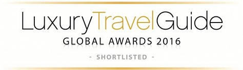 Luxury Travel Guide Award Nomination 2016